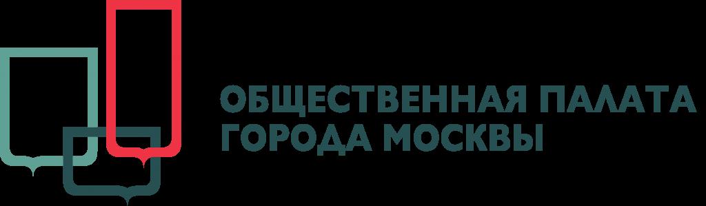Эмблема Общественной палаты города Москвы