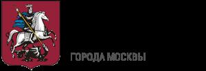эмблема Департаменте транспорта и развития дорожно-транспортной инфраструктуры города Москвы