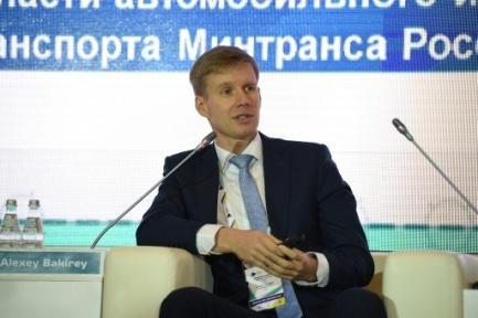Алексей Бакирей, директор департамента государственной политики в области автомобильного и городского пассажирского транспорта Министерства транспорта Российской Федерации