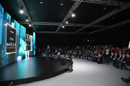 Торжественная церемония открытия Международного салона инноваций URBAN TRANSPORT