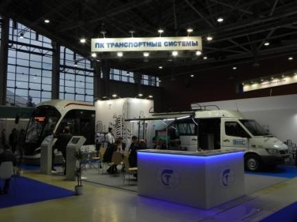 Участник выставки и член Ассоциации «ТАМА» ПК «Транспортные системы»