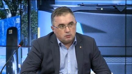 Главный инженер ГУП «Мосгортранс» Павел Геннадиевич ХМЕЛЕВ