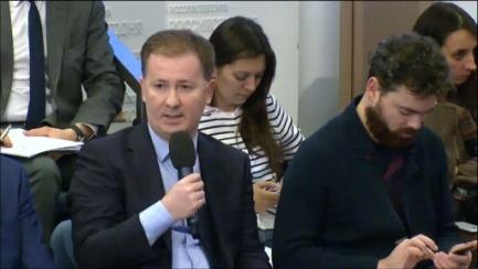 Представитель Международного Союза Общественного Транспорта (МСОТ) в России, ХАСИЕВ Юсуп