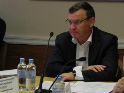 Уполномоченный по защите прав предпринимателей в городе Москве М.М.Вышегородцев