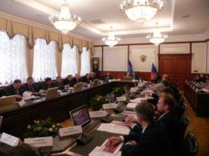 Заседание Координационного совета представителей автомобильного и городского пассажирского транспорта при Министерстве транспорта Российской Федерации — 02.04.2019