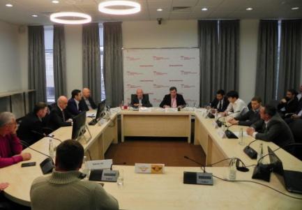 Заседание Комитета МТПП