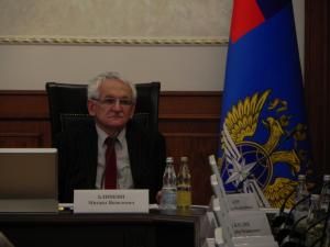 Председатель Общественного совета Михаил Блинкин