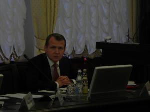 Выступление Заместителя Министра транспорта РФ Асаула Н.А.