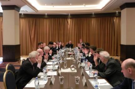 Заседание Межотраслевого экспертного совета по развитию грузовой автомобильной и дорожной отрасли (МОЭС) — 27.03.2019