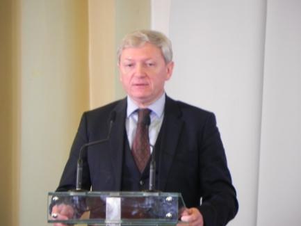 Заместитель Министра транспорта Российской Федерации А. Юрчик