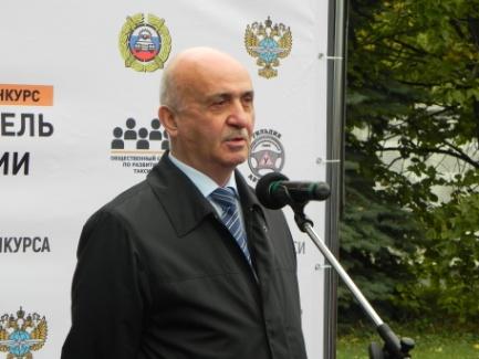 Директор Ассоциации «ТАМА» Н.О.Блудян
