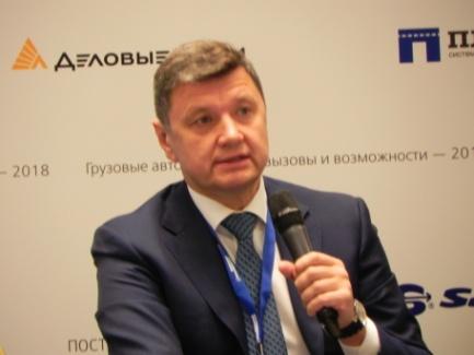 Д.Е.Прончатов, заместитель руководителя Росавтодор