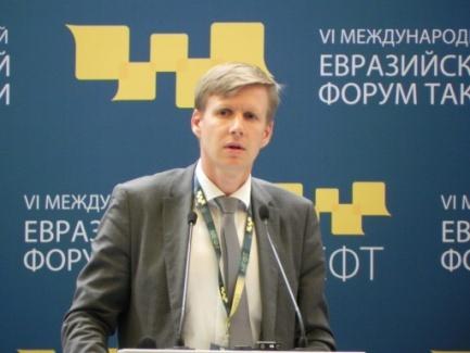Директор Департамента государственной политики в области автомобильного и городского пассажирского транспорта Министерства транспорта РФ, А.С.Бакирей