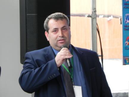 Приветственное слово В.В. Луговенко – Заместителя Директора Департамента государственной политики в области автомобильного и городского пассажирского транспорта Министерства транспорта Российской Федерации