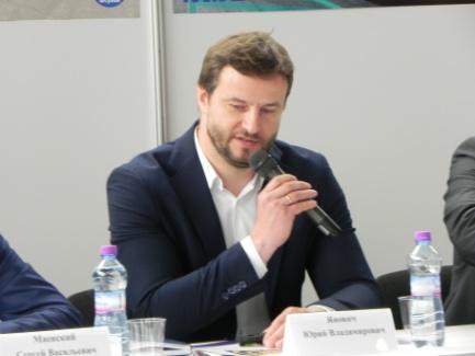 Ю.В. Янович — Руководитель проектов ООО «Континентал Аутомотив РУС»