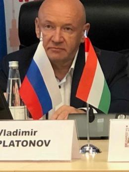 В.М. Платонов, Президент Московской торгово- промышленной палаты, депутат Московской городской Думы