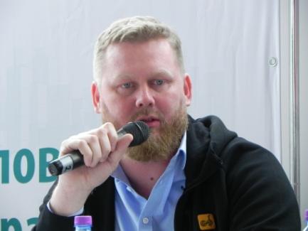 В.И.Быков — Генеральный директор ООО «САМОКАТ ШЕРИНГ СИСТЕМ»