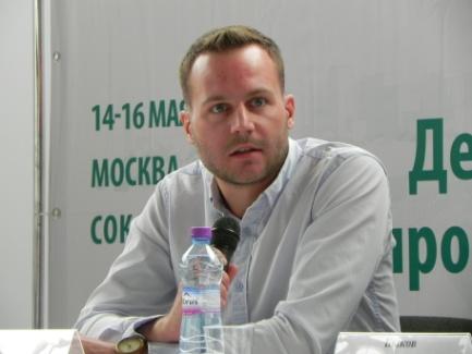А.О. Назаров– Руководитель проектов Департамента транспорта и развития дорожно-транспортной инфраструктуры города Москвы