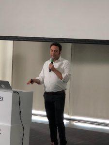 Управляющий директор группы компаний «Яндекс» Т.О. Худавердян.