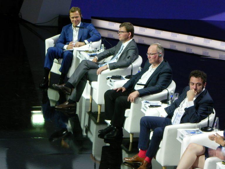 Максим Ликсутов, Андрей Новиков, Кент Ларсон, Тигран Худавердян