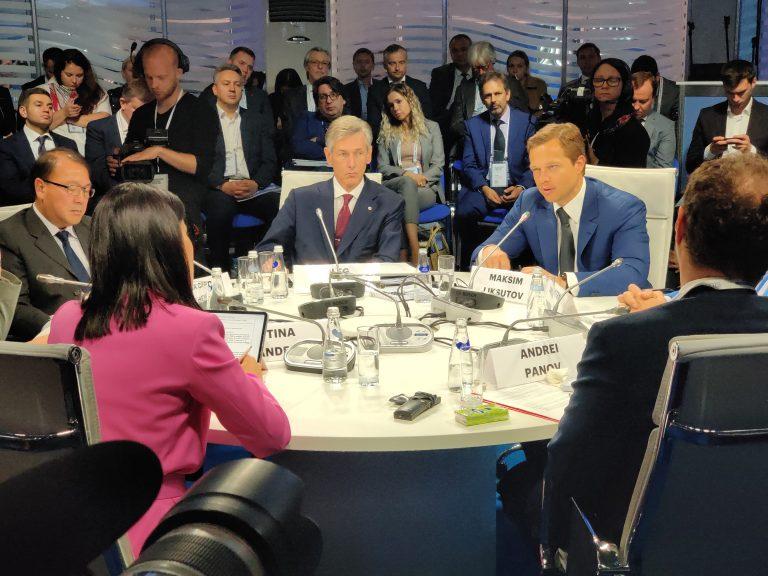 Максим Ликсутов, Олег Тони, Тина Канделаки