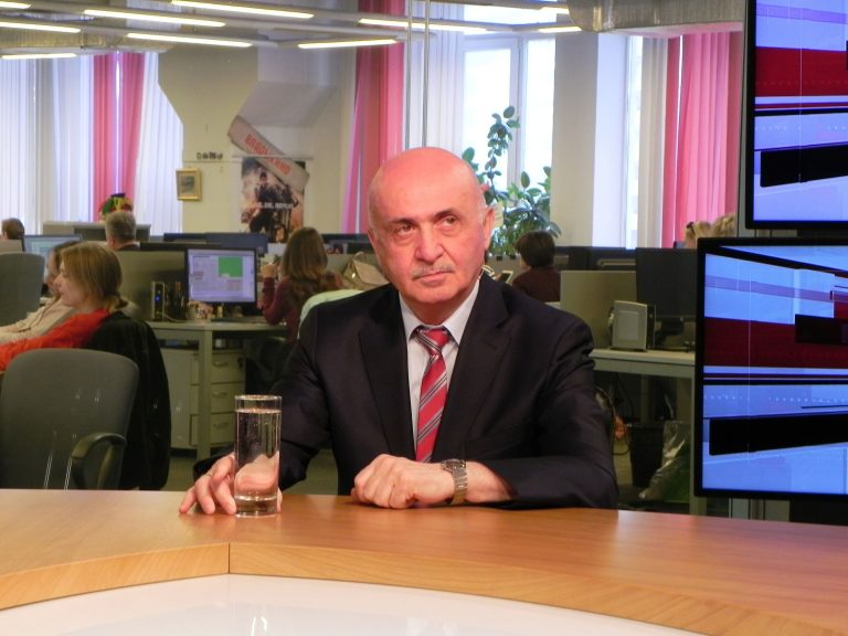 """Н.О. Блудян директор Асооциации """"ТАМА"""""""