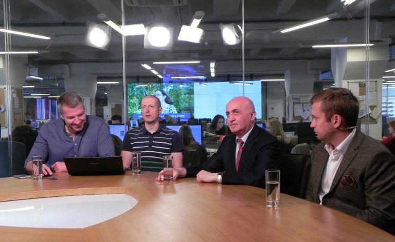 """Директор Ассоциации """"ТАМА"""" Блудян Норайр Оганесович"""