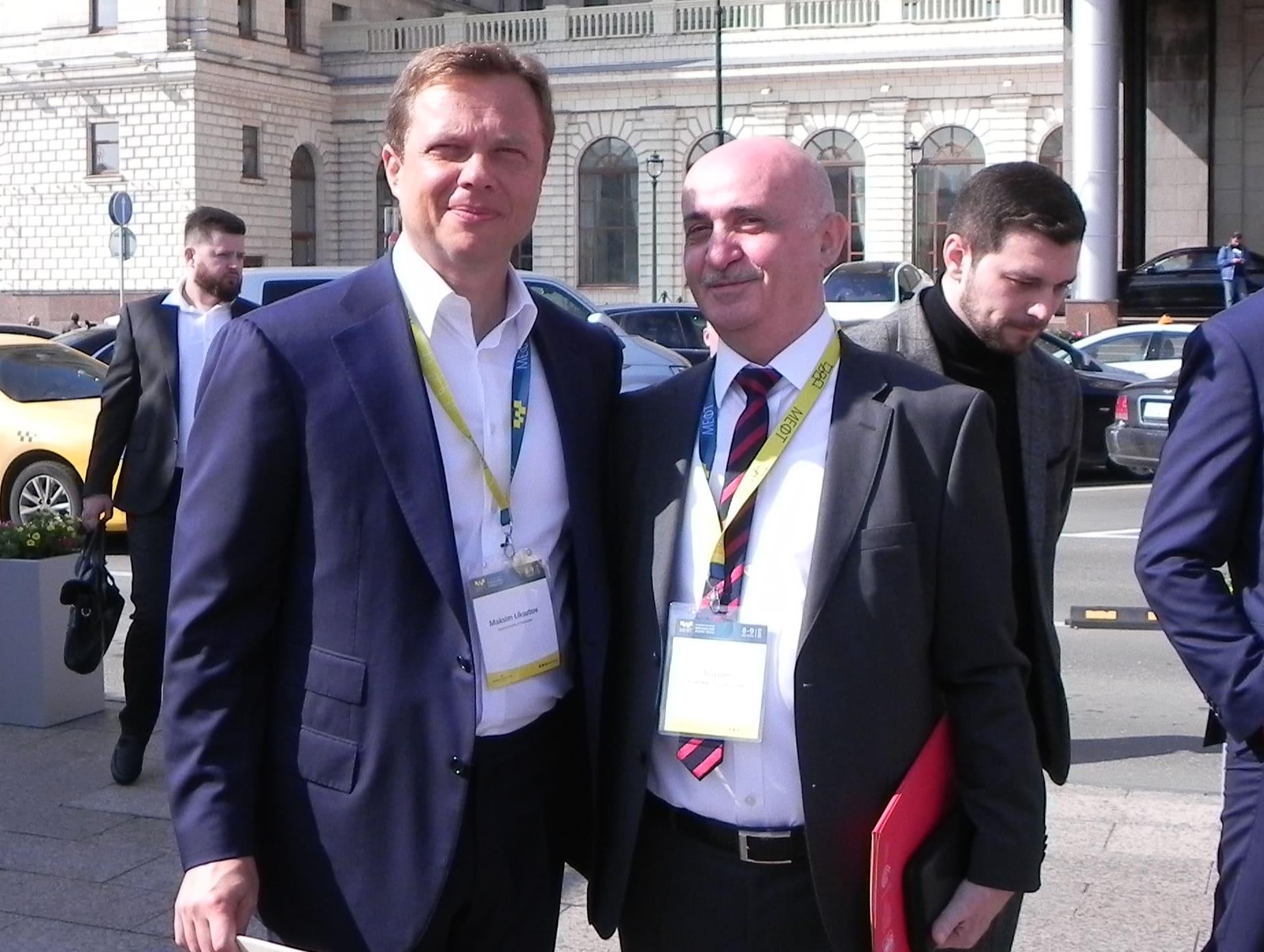 Блудян Н.О. с М.С. Ликсутов