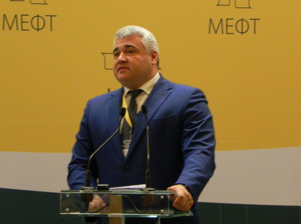 Михаил Черников на МЕФТ 2019