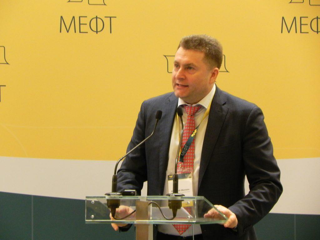 Александр Морозов на МЕФТ 2019