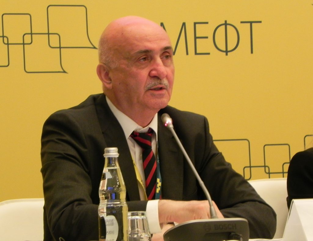 Блудян Норайр на МЕФТ 2019
