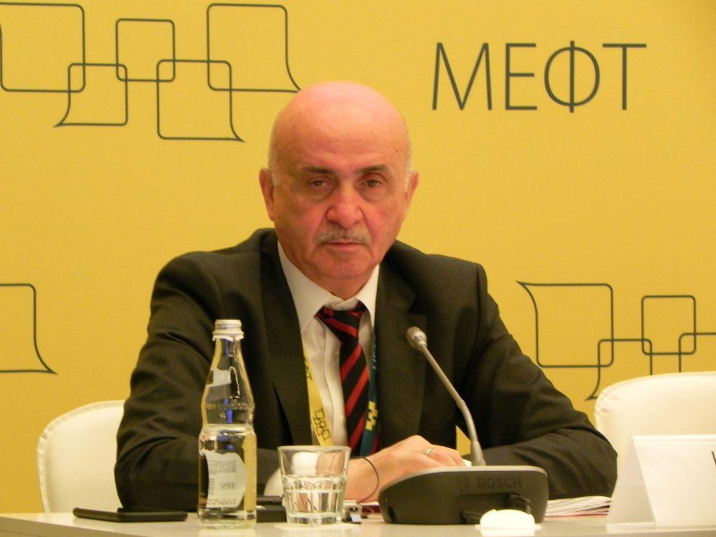 Блудян Норайр Оганесович на МЕФТ 2019