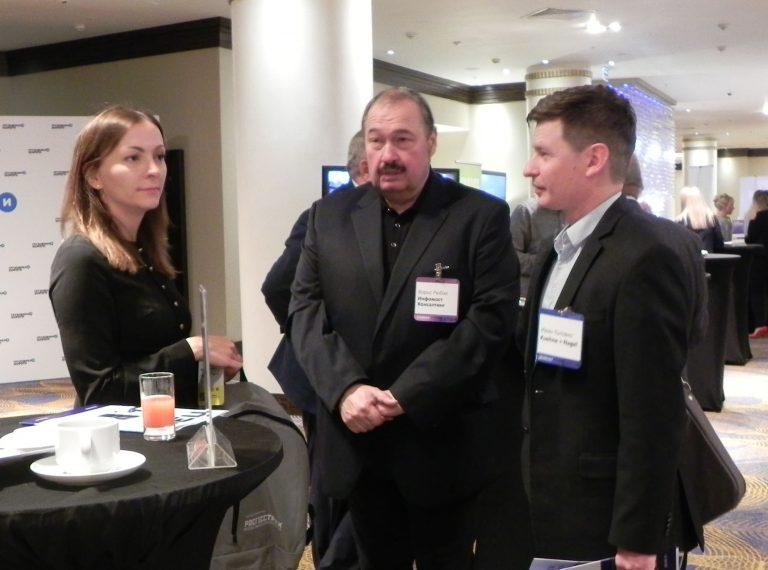 Ассоциация ТАМА на конференции «Грузовые автоперевозки: вызовы и возможности»