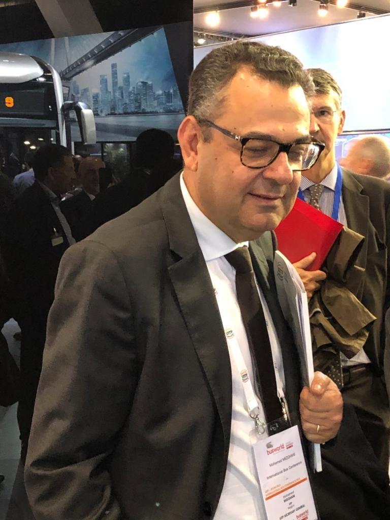 Генеральный секретарь МСОТ - Мохамед Мезгани