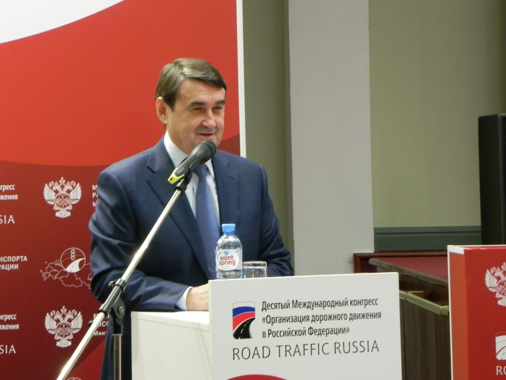 помощник Президента Российской Федерации И.Е. Левитин