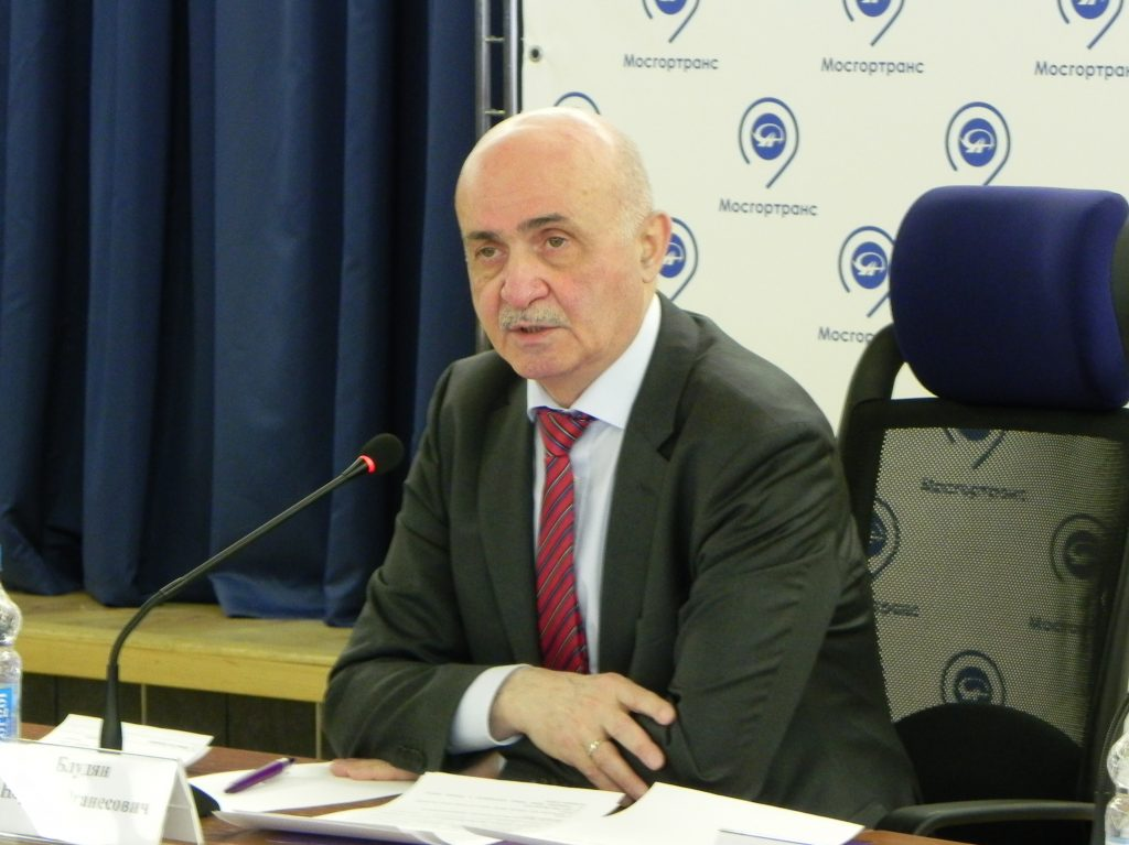 Н.О. Блудян - Председатель правления, директор Ассоциации «ТАМА»