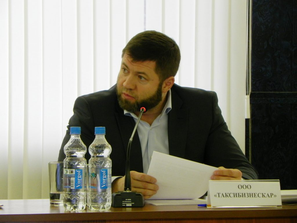 С.Н. Привалов - Председатель Координационного совета по такси при Ассоциации «ТАМА»