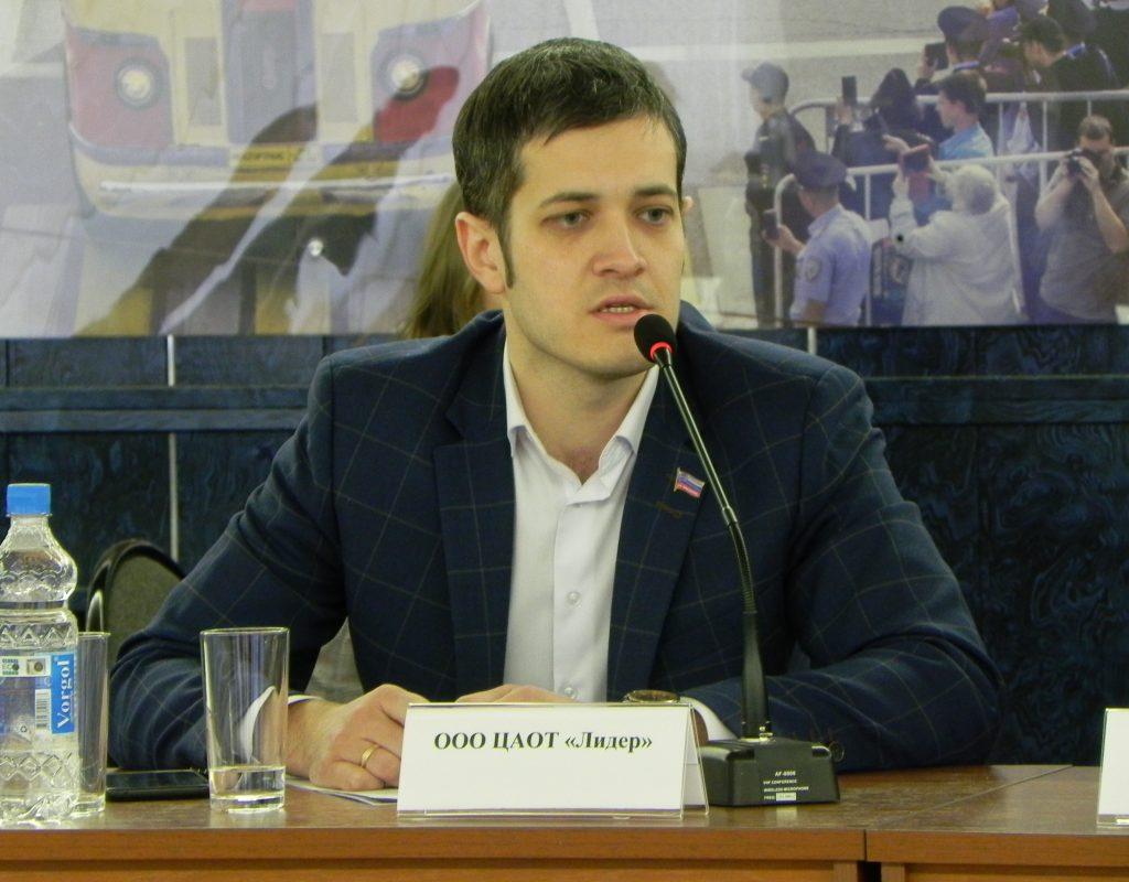 М.Е. Жуковский, Генеральный директор ООО ЦАОТ «Лидер»