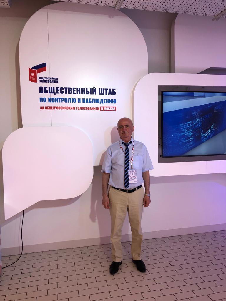 Директор Ассоциации «ТАМА» Н.О. Блудян