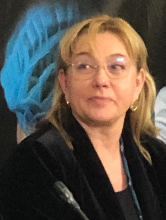 А.А. Шарапова, заместитель председателя Общественной палаты города Москвы