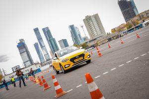 АНОНС Ежегодный Конкурс профессионального мастерства  «Лучший водитель такси Москвы — 2021»