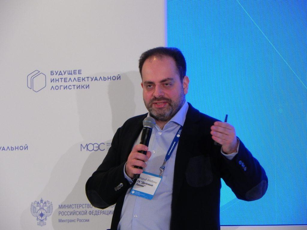 генеральный директор ГК «Деловые Линии» Ф. Мадани