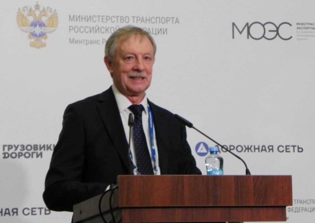 Директор по аналитической работе Infomost Consulting А. Комаров