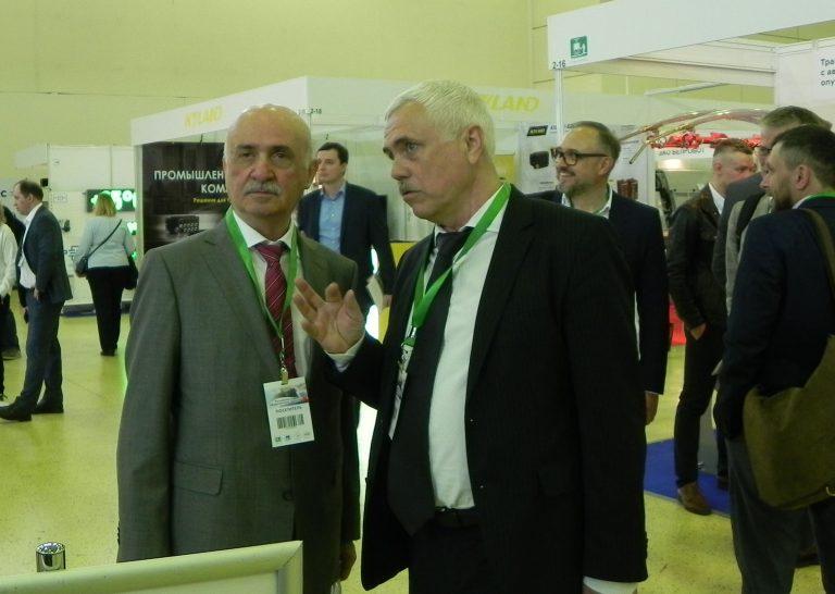 Директор Ассоциации «ТАМА» Н.О. Блудян,  Руководитель по направлению федеральных программ С.П. Акользин